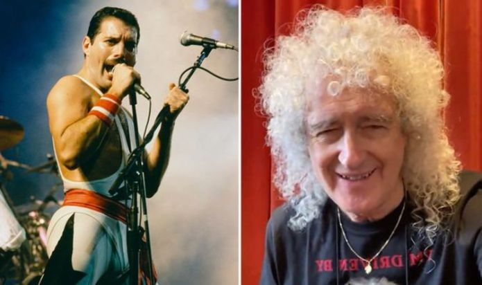 Brian May shares the story of Freddie Mercury's final days.
