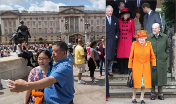 The Royal Tourism to the UK demonstrates a'real Interest and Desire to. Learn more about the Monarchy