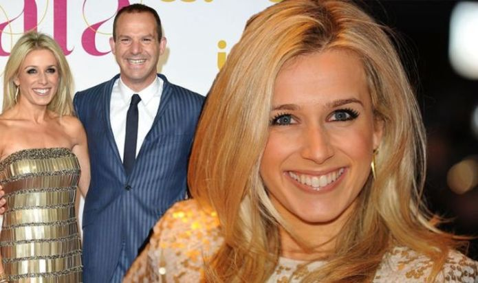 Lara Lewington, Martin Lewis' wife and presenter, scolds her face Tongs for hours prior to filming