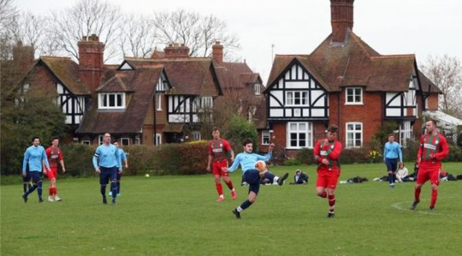 Grassroots football could be on verge of extinction - due to climate change