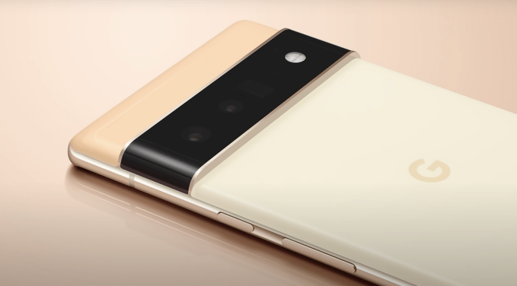 Google releases the first teaser video of Pixel 6