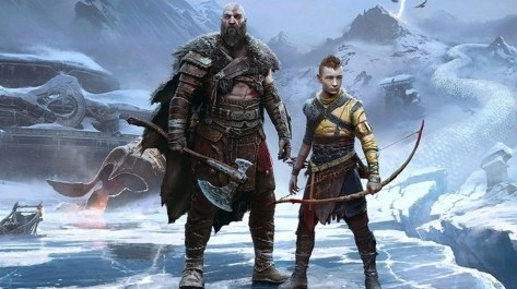 God of War: Ragnarok's first gameplay is in cold new Trailer