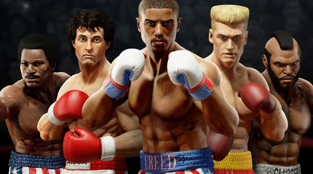 Review of Big Rumble Boxing: Creed Champions
