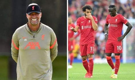 Liverpool has a wildcard-free agent who might be able to help Reds January AFCON Problem solved