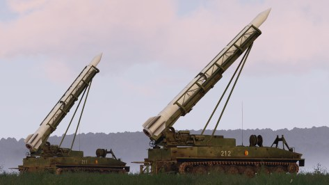 Arma 3's latest update to Global Mobilization adds heavy duty Artillery and nukes