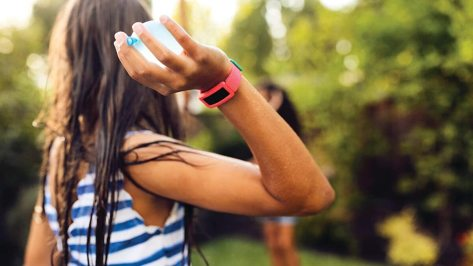 A smartwatch may be an option if your child isn't quite ready to get a smartphone. Better fit