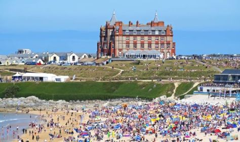 Already, 'Overrated Cornwall' is filling up for 2022. - Britons Book now