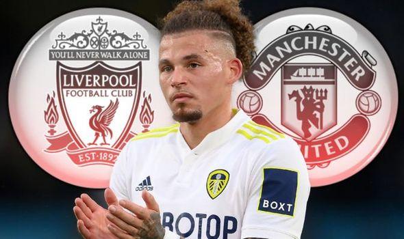 Man Utd set for £60m Liverpool transfer battle over Leeds star Kalvin Phillips