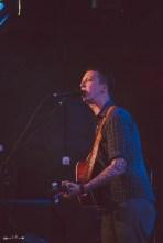 BJ Barham at The Blue Light. Photograph by Susan Marinello/New Slang.