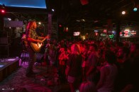 William Clark Green at The Blue Light. Photograph by Susan Marinello/New Slang.