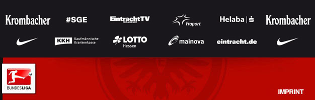 To the Imprint of eintracht.de