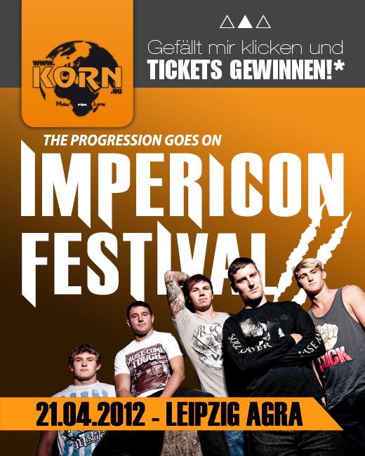 Tickets für das Impericon Festival II gewinnen!
