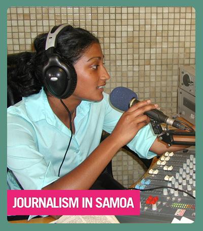 Journalism in Samoa
