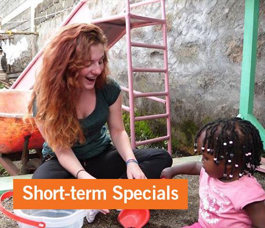 Short-term Specials