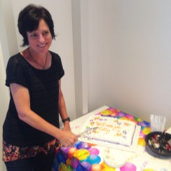 Molly's last day as Undergraduate Programs Coordinator
