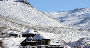 lesotho is coldest in Africa