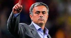 mourinho-jose and manchester united