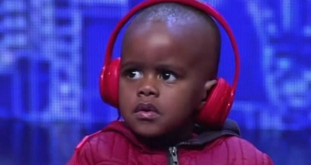 3 year old DJ