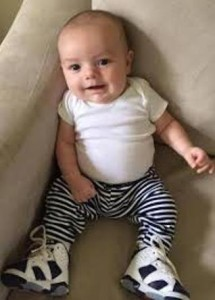 The 2 months boy that was killed by the dad