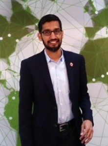 Google's CEO