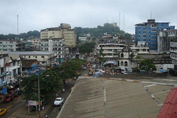 Monrovia poorest