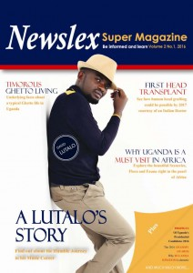 Newslex Super Magazine cover
