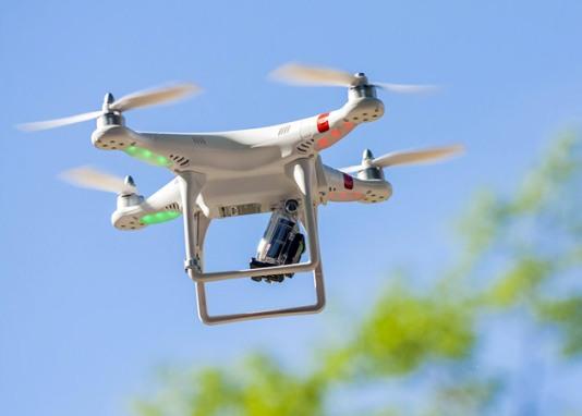 Sangulani's locally designed drone