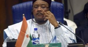Niger political
