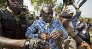 brian white's bodyguard and besigye