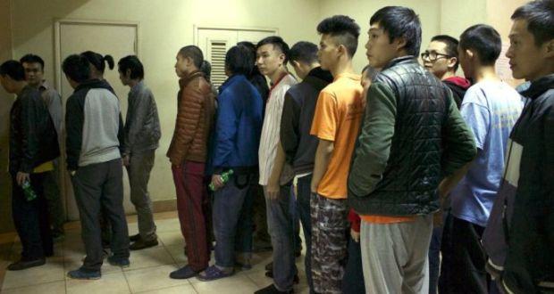 kenya deports taiwanese