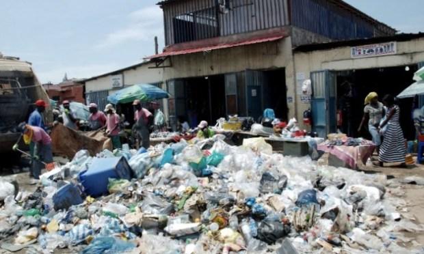 Poorest Continent