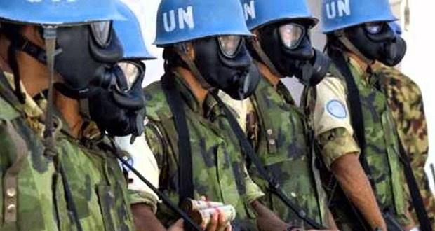 Burundi Accepted UN POLICE
