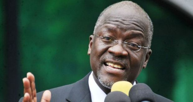 Opposition magufuli sacked drunkard minister