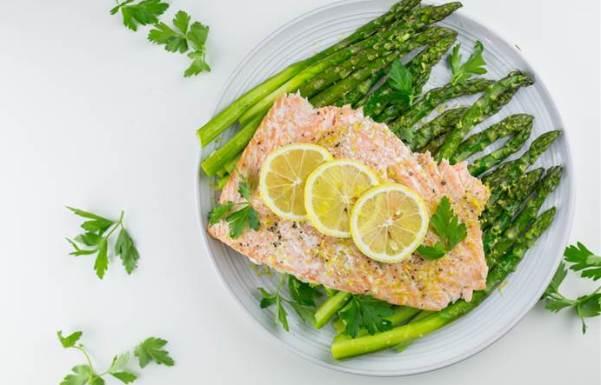 Asparagus foods