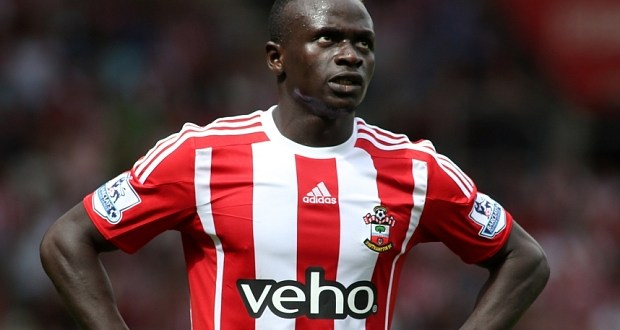 Sadio mane hhas joined liverpool