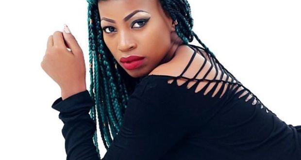 sheebah karungi the female artist in Uganda