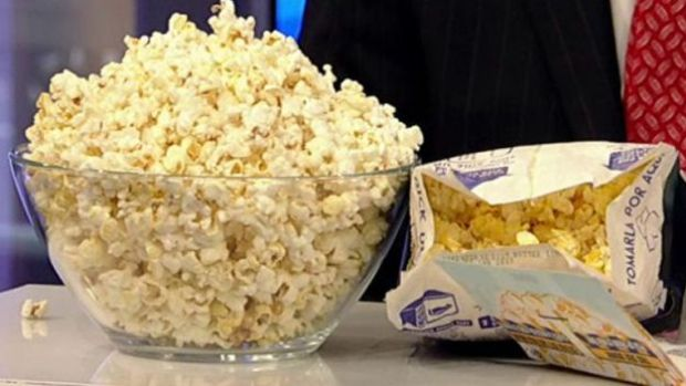 cancer popcorns
