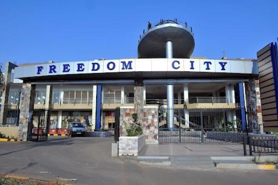 John Sebalamu freedom city