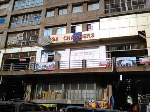 Naiga chambers John Sebalamu