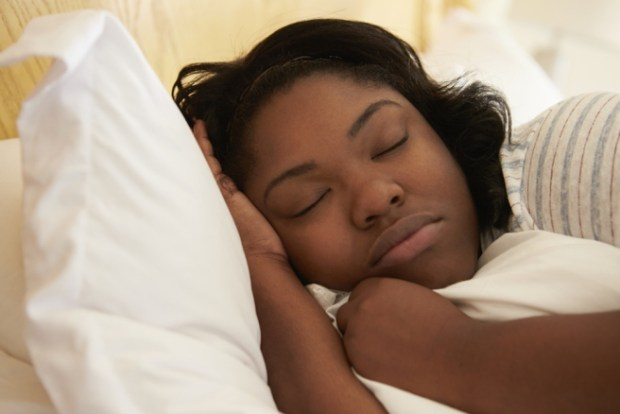 enough sleep to lose weight