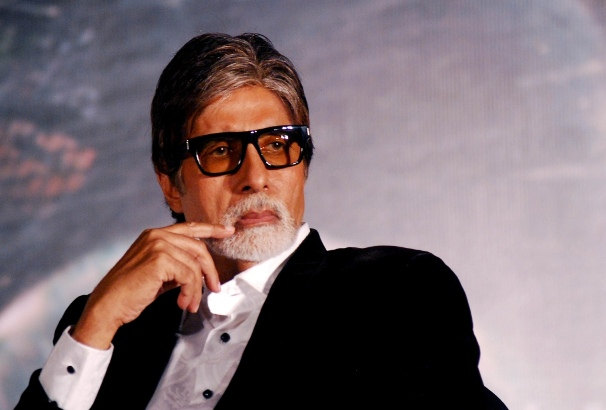 Amitabh Bachchan among the highest paid actors