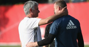 Rooney left out by Mourinho