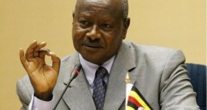 Museveni on electoral commission