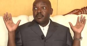 Burundi 's Nkurunziza