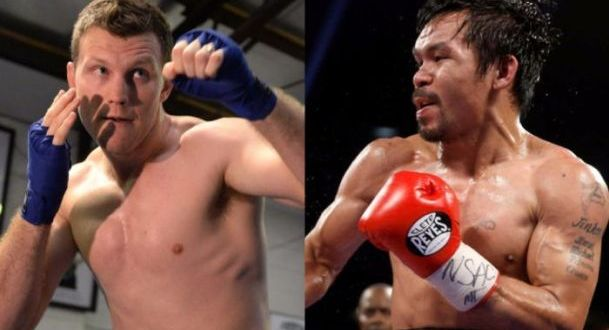 jeff horn and pacquiao