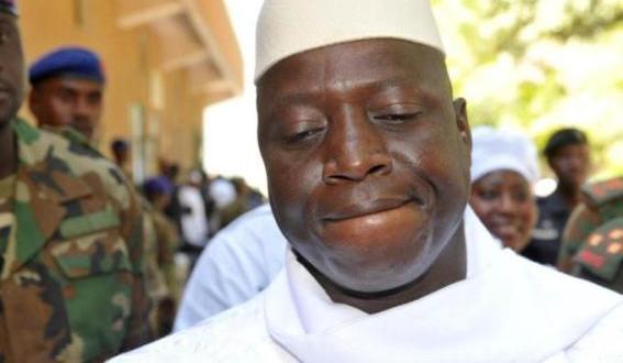 Gambia yahya