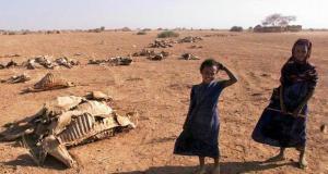 Somalia and famine