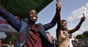 Bobi wine/robert kyagulanyi telss museveni
