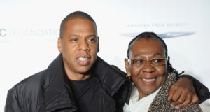 Jay-Z raps that her mother is a lesbian