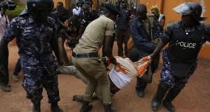 Byamukama sues police